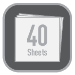 icon mybook flex 40 sheets gre...