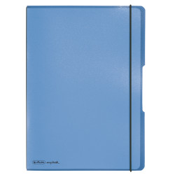 Notizheft A4 my.book flex blau