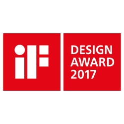 iF Design Award 2017  (Industr...