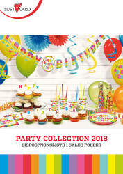 Party  Collection 2018 Dispoli...