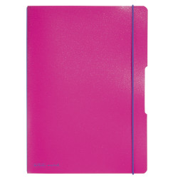 Notizheft A4 my.book flex pink