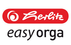 herlitz easy orge subbrand log...
