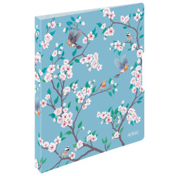 2-ring binder A4 easy orga to...