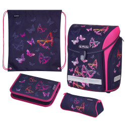 Schoolbag Midi Plus, pencil ca...