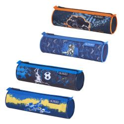 Pencil pouch round Boys Mix II...