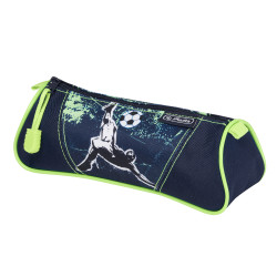 Pencil pouch triangular Kick i...