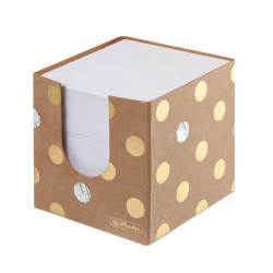 note cube box 700 sheets 9x9x9...