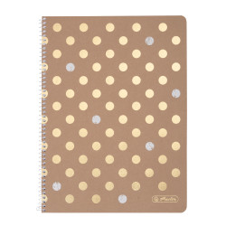 Spiral pad A4 Pure Glam