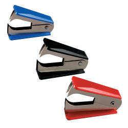 Staple remover 3 colors
