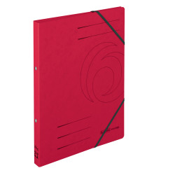 Ring file A4 Colorspan red