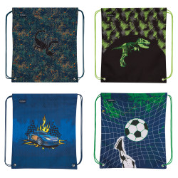 Sports sac, 4 motifs Boys Mix...