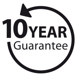 Guarantee - Logo max.file 10 Y...
