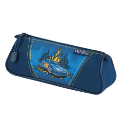 Pencil pouch triangular Race C...