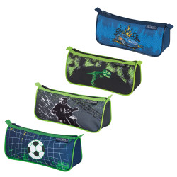 Pencil pouch sport, 4 motifs B...