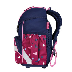 Schoolbag UltraLight Butterfly...