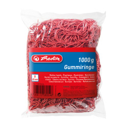 Rubber band 60mm red 1 kg, pla...