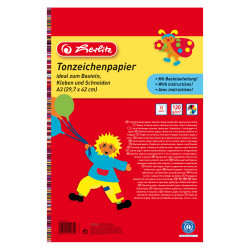 Tinted drawing paper pad A3 10...