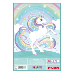 Sketch pad A3 Unicorn
