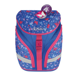 Schoolbag SoftLight Butterfly,...