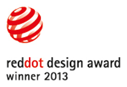 reddot design award winner 201...