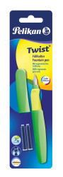 ink roller Twist Neon Green, P...