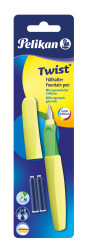 ink roller Twist Neon Yellow,...