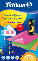 Transpatrent papers folder 10...