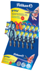Scissors SC1D 12pcs in display...