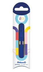 Fountain pen ilo P475 M Blue i...