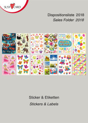 Stickers and Labels sales fold...