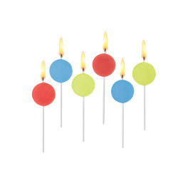 Deco-Candle Mix it round 3 col...