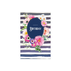 Greeting card Bloom birthday