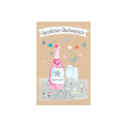 Greeting card Butterscotch che...